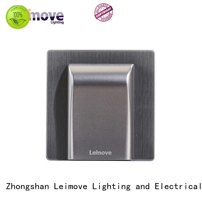 Leimove gold doorbell switch free delivery for sale