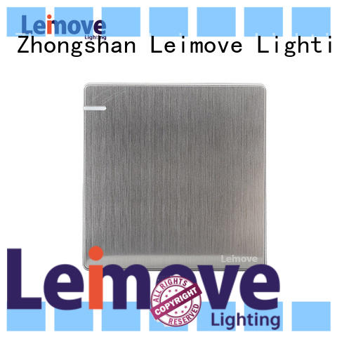Leimove feather white manually operated switches universal for sale