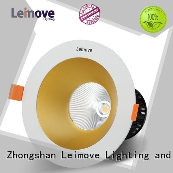 Leimove ceiling decoration led down light surface mounted for wholesale