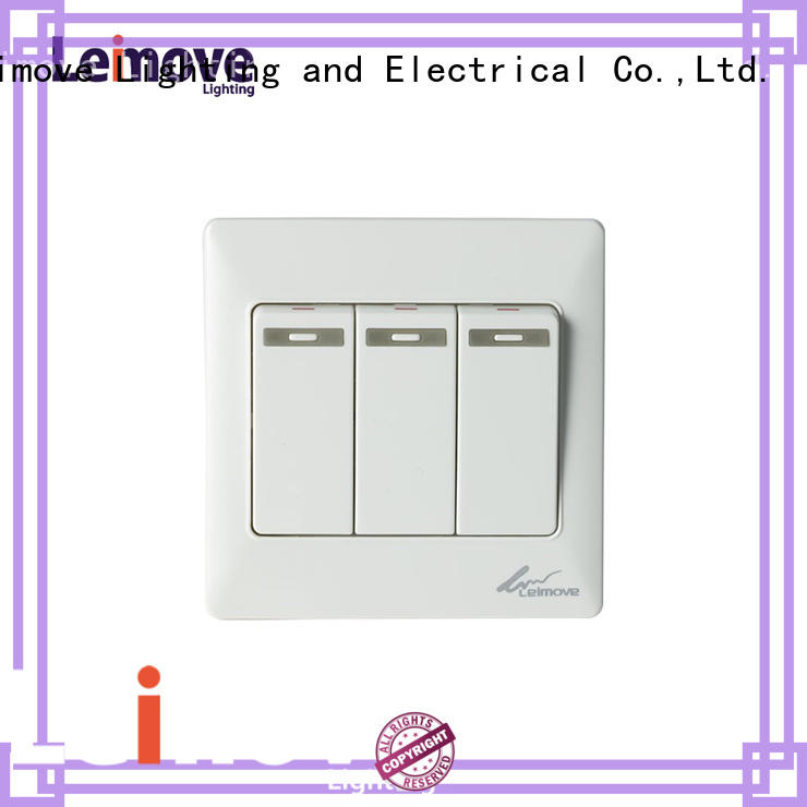 light switch plates wall electrical on off switch Leimove Brand gang