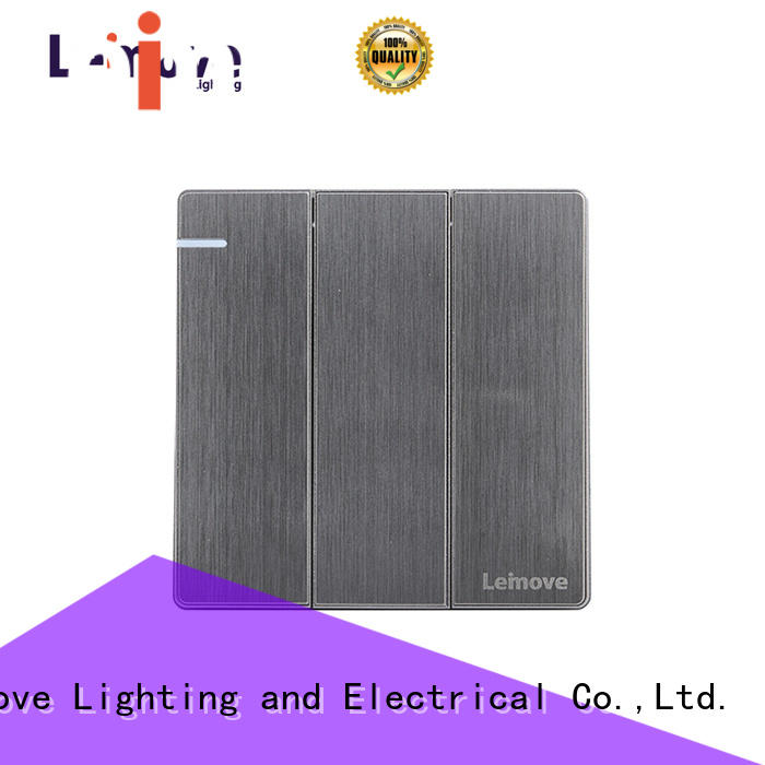 durable electric switch board sandstone gold universal for decoration