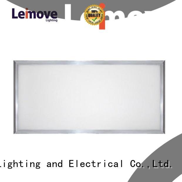 Leimove surface-mounted led panel light bulk production for customization