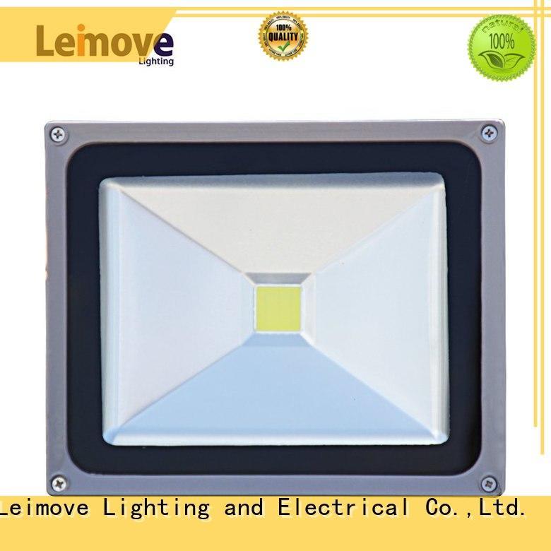 Leimove Brand flood light dimmable led flood lights manufacture