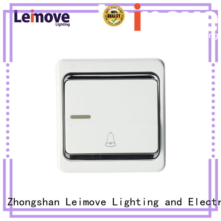Leimove four position home switch great practicality for wholesale
