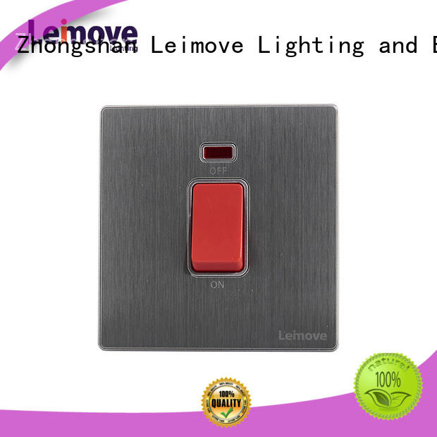 Leimove high quality power switch universal for decoration