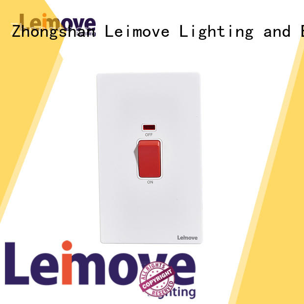 Leimove high quality house electrical switches bulk order for customization