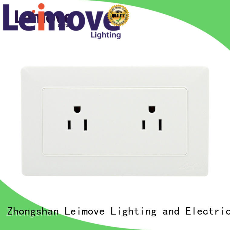 multi-functional electric plug sockets electrical for customization