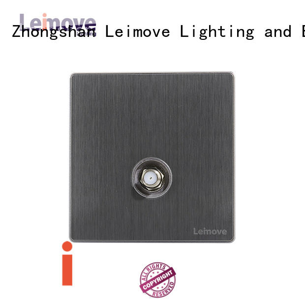 Leimove sandstone phone line socket at discount for sale