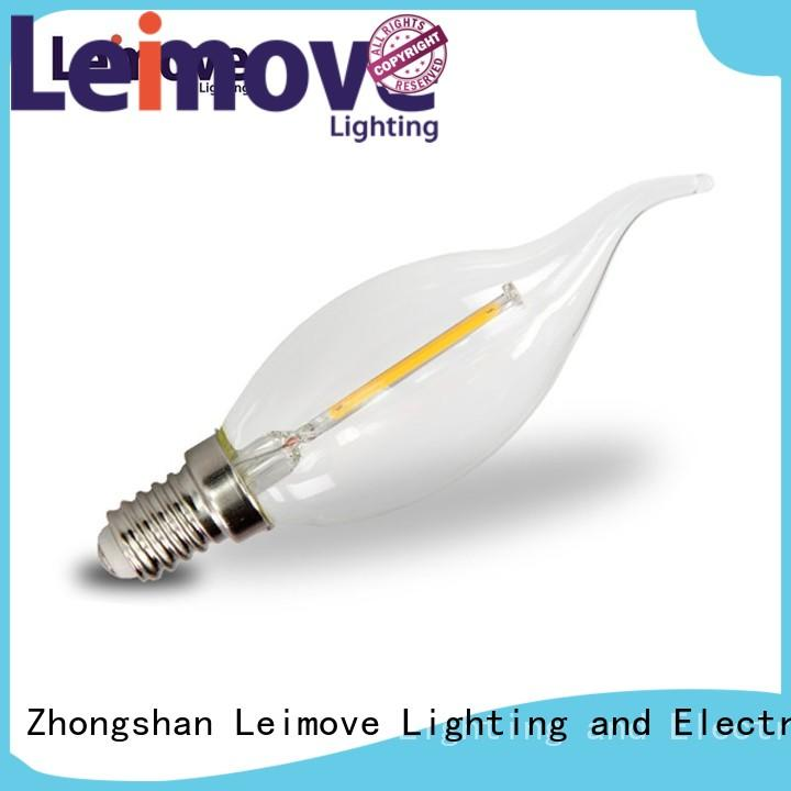 Leimove Brand bulb filament light led bulbs online