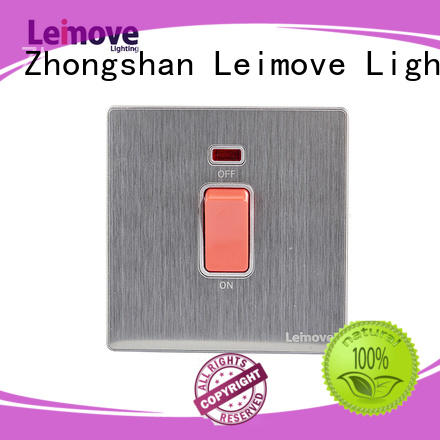 Leimove high quality electric power switch universal for wholesale