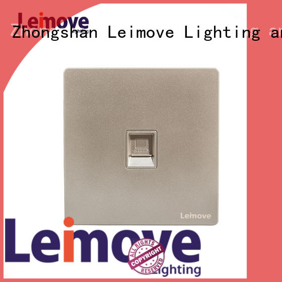 Leimove phone line socket free delivery cheapest factory price