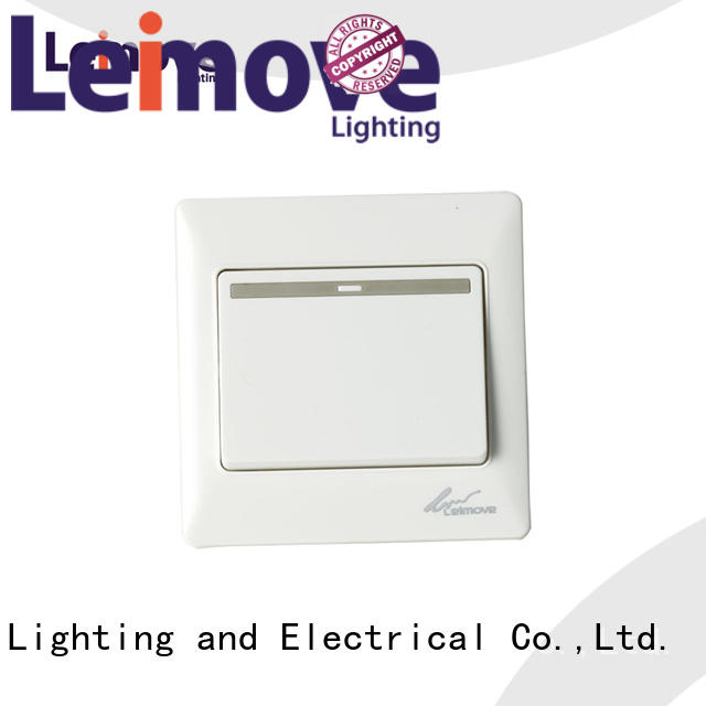 white best electric switch for home cheapest factory price