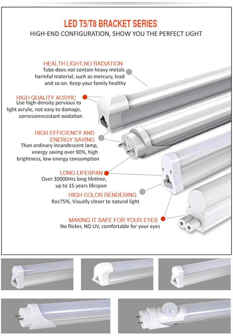Leimove-Find Ac100-240v 1200mm 18w Led Tube Light Aluminum Led T8 Tube Light |-1