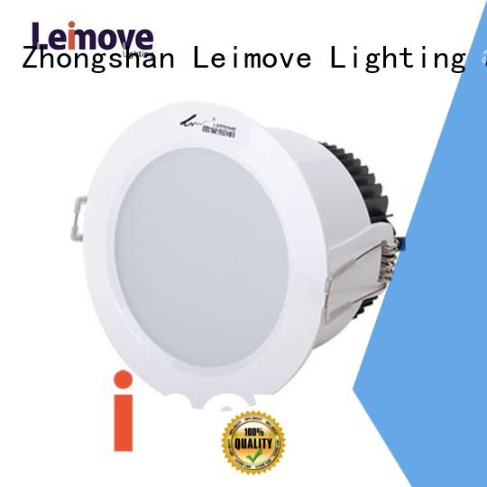 Leimove Brand downlight rohs led down light manufacture