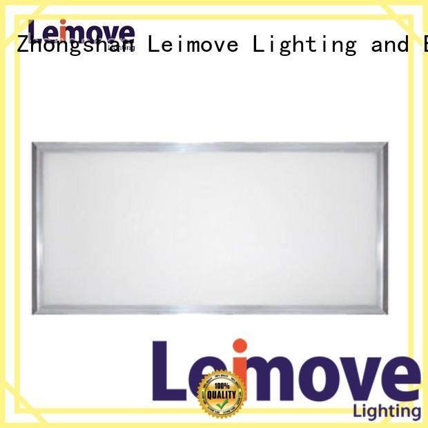 dimmable cqc led panel light rohs Leimove Brand company