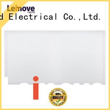white ul dimmable Leimove Brand led panel light