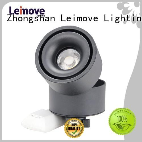 adjustable led kitchen track lighting lens Leimove company