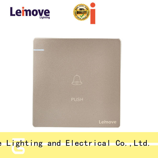 Leimove network plug socket free sample high quality