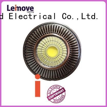 Leimove copper 240v led spotlight bulb ultra bright for decoration