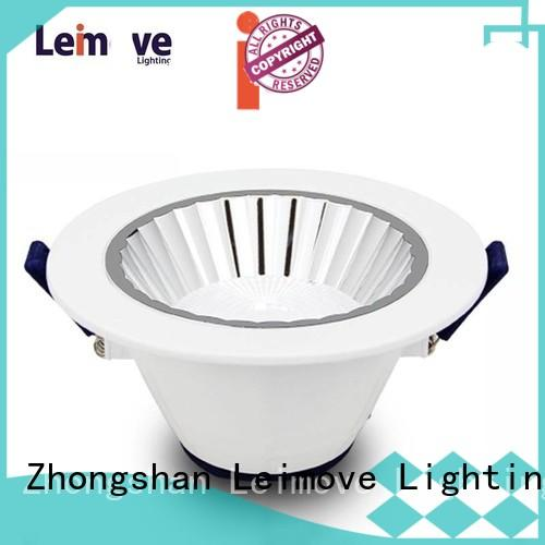 years warranty led down lights for homes custom made for customization