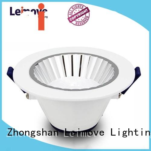 recessed led down light cob surface mounted for customization