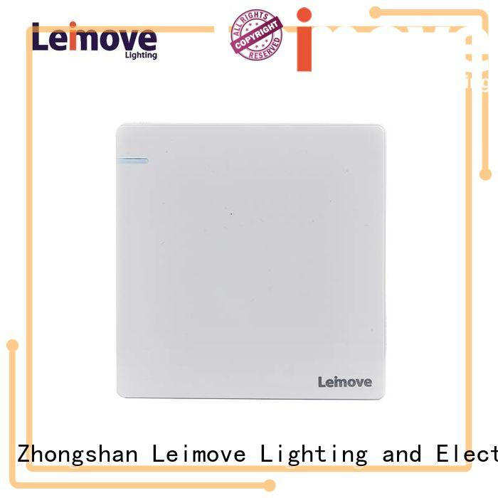 Leimove stainless steel power switch top manufacturer for customization