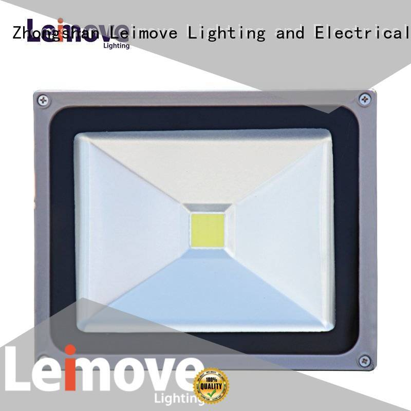 led flood lights for sale low-cost for project Leimove