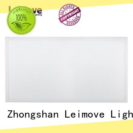 indoor lighting led ceiling panel lights anti-fog for customization Leimove