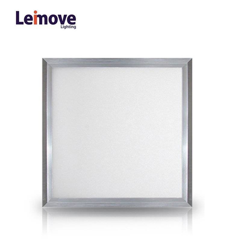 100-265V  600*600mm CE RoHS CCC Ra≥80 36W LED Panel Light   LM-PL0606QR
