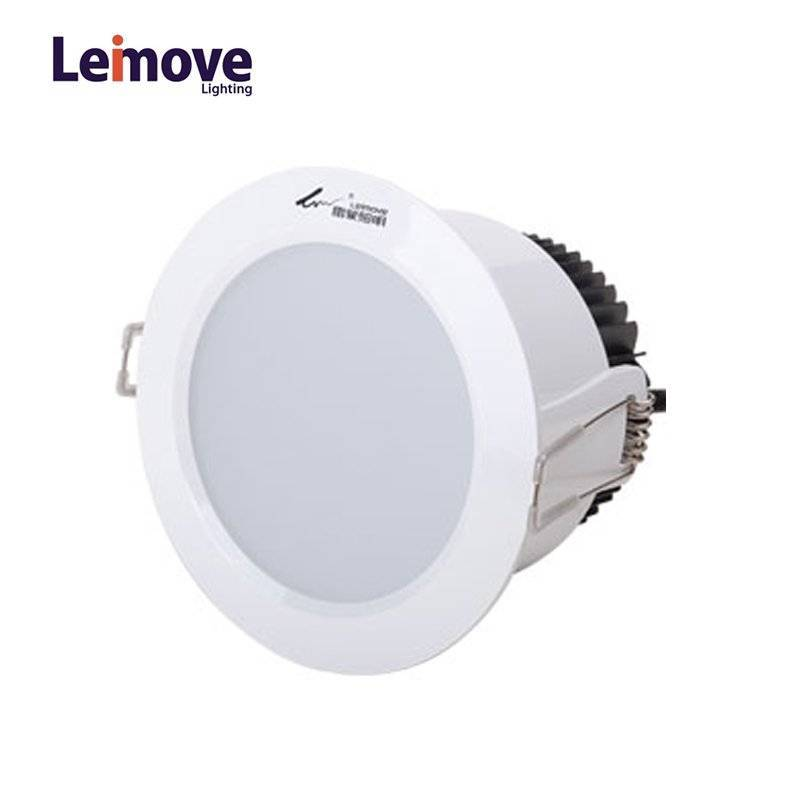 Leimove COB 3000k 4000k 6000k Ceiling Decoration Down Spotlight CE/ROHS/CCC LM2949