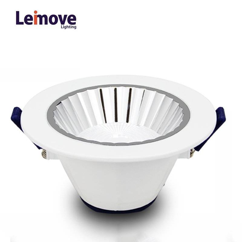 Energy-Saving LED Round Type Anti-Dazzle down light   LM8036