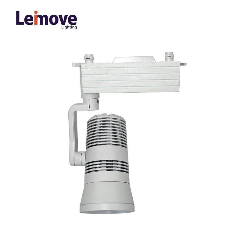 High CRI 30W Commercial LED Track Lighting Fixture LM-TG9013