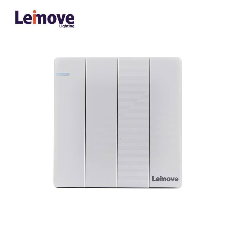 Lingmai H series feather white - LM4-2(H)