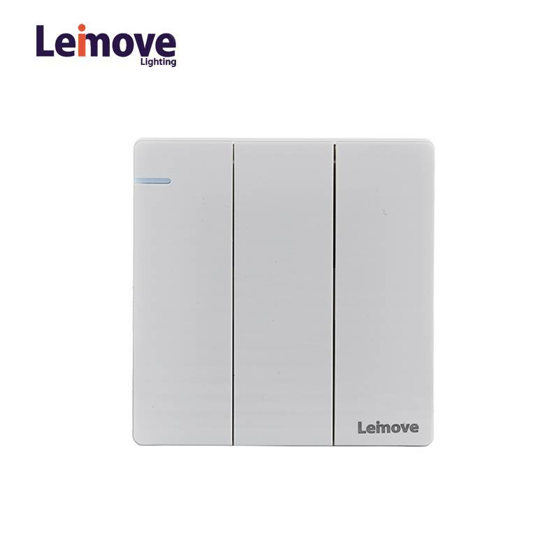 Lingmai H series feather white - LM3-1(H)