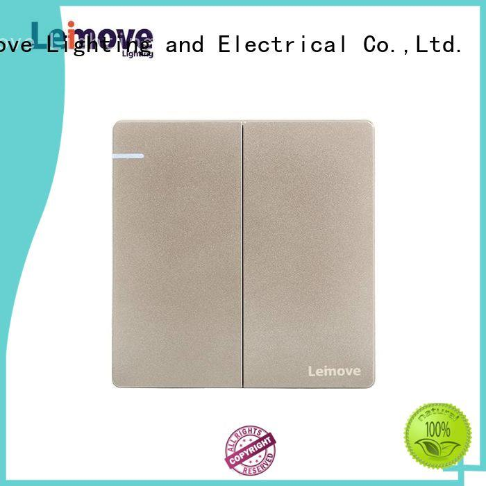 durable triple light switch universal for sale