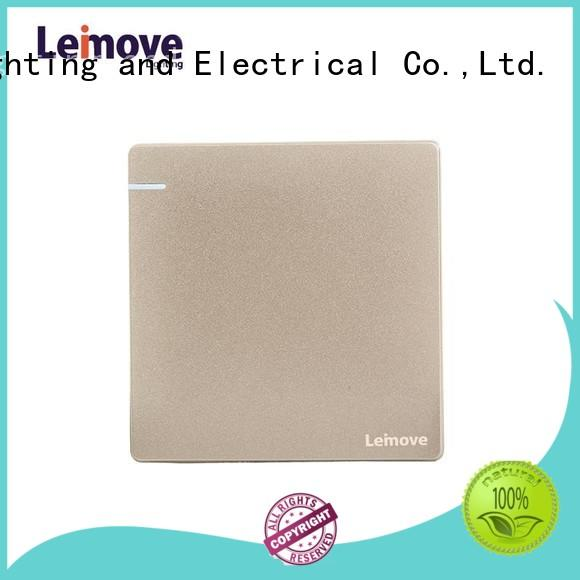 Leimove high quality house electrical switches bulk order for sale