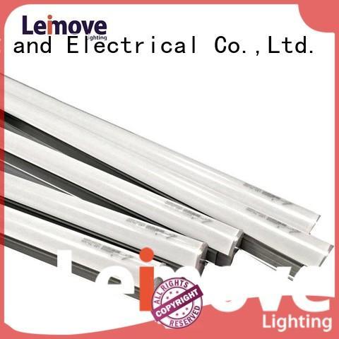 Leimove energy-saving led tube light set latest design for wholesale