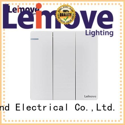 Leimove high quality electrical power switch box top manufacturer for customization