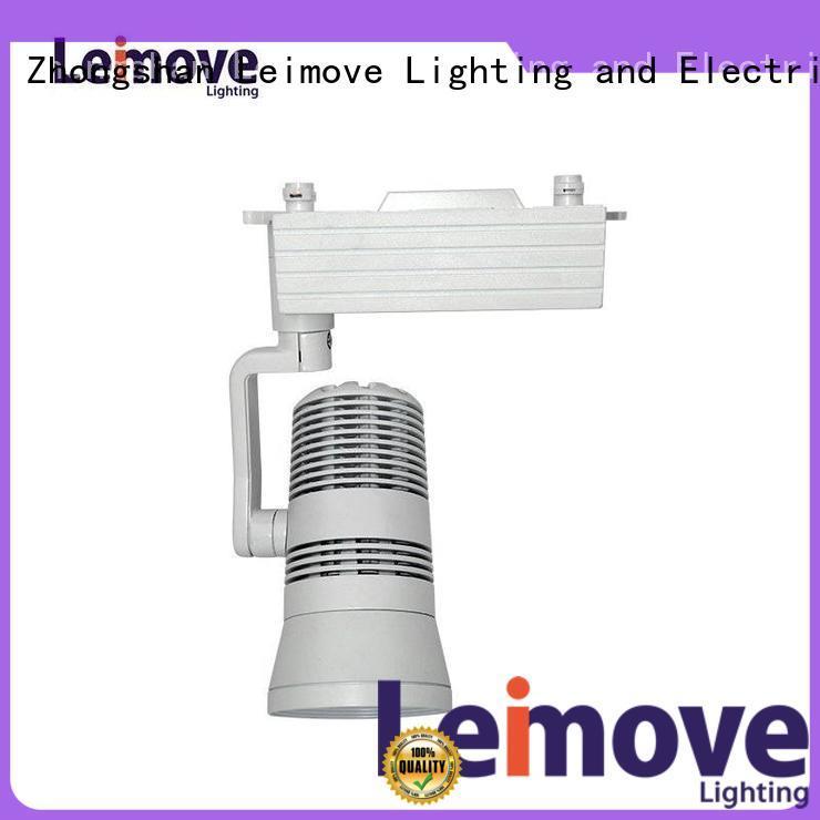 led track lighting systems adjustable for customization Leimove
