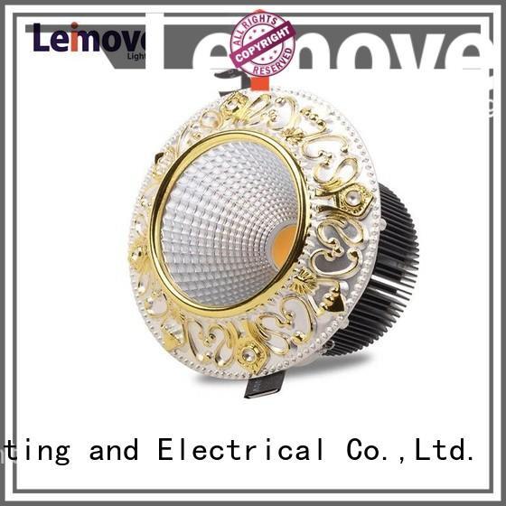 antiglare led spot light Leimove company