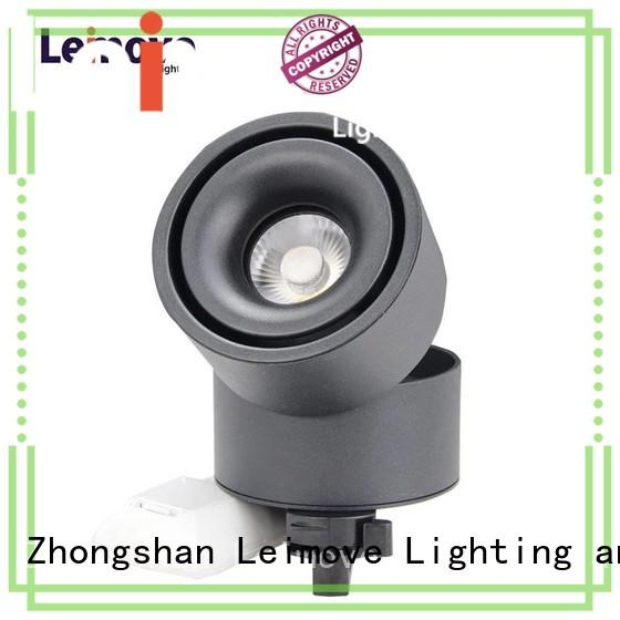 Adjustable and CE ROHS Approved COB Led Track Light LM9219Q