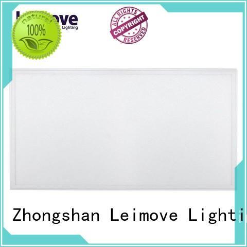 led flat panel ceiling lights energy-saving for sale Leimove