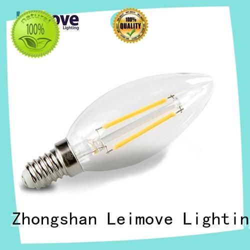 Leimove oem dimmable led light bulbs at discount for wholesale