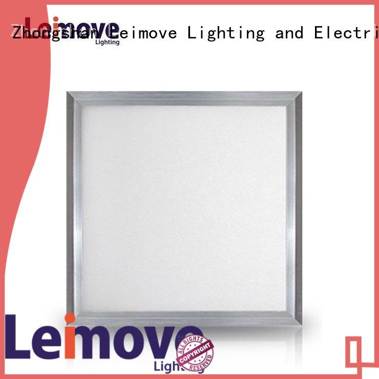 100-265V  600*600mm CE RoHS CCC Ra≥80 36W LED Panel Light   LM-PL0606QR