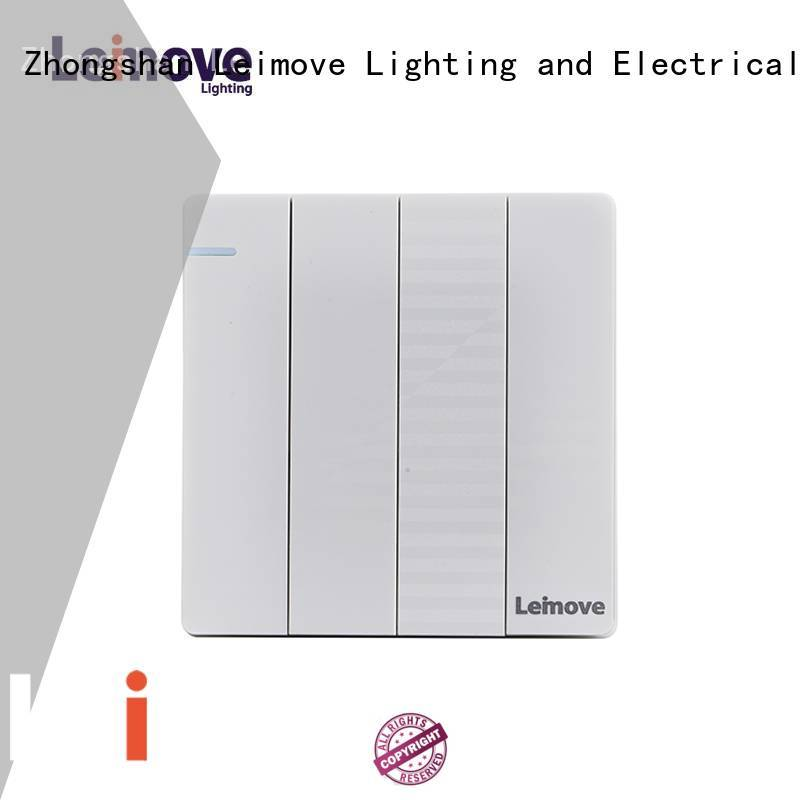 Leimove sandstone gold standard light switch top manufacturer for wholesale