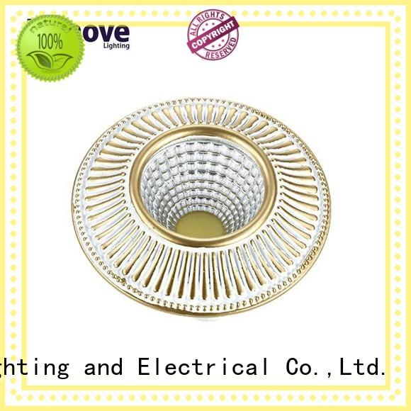Leimove round shape dimmable led spotlight bulbs recessed for wholesale