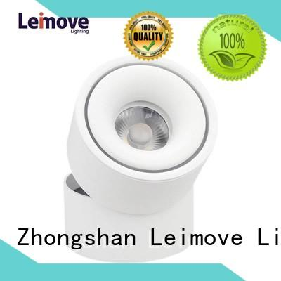 Leimove commercial lighting led track light bulbs free sample free delivery