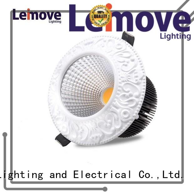 Leimove gold high power led spotlight cheap price for decoration