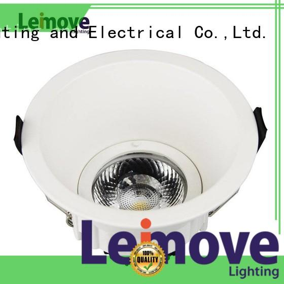 Leimove High quality led lighting factory hot sale 5w cob indoor led downlight  LM7002