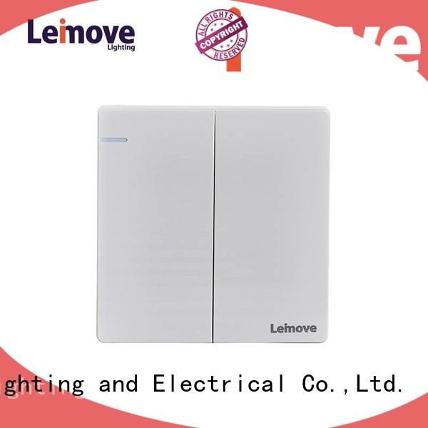 Leimove hot-sale modern electrical switches for home universal for wholesale